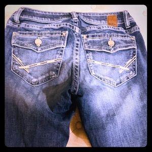 BKE jeans size 26S